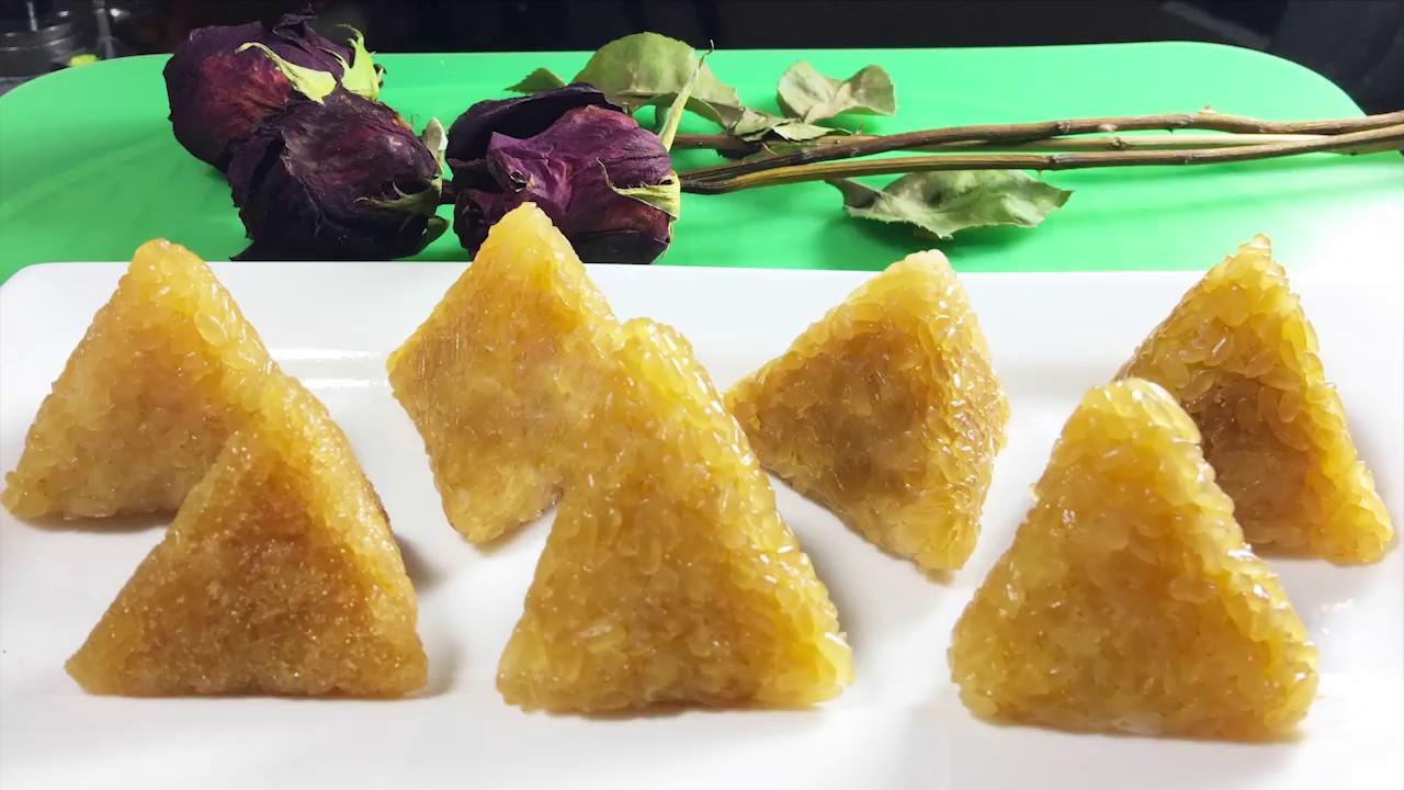 Bánh ú tro Bánh gio mật mía Đặc sản Quảng Đà
