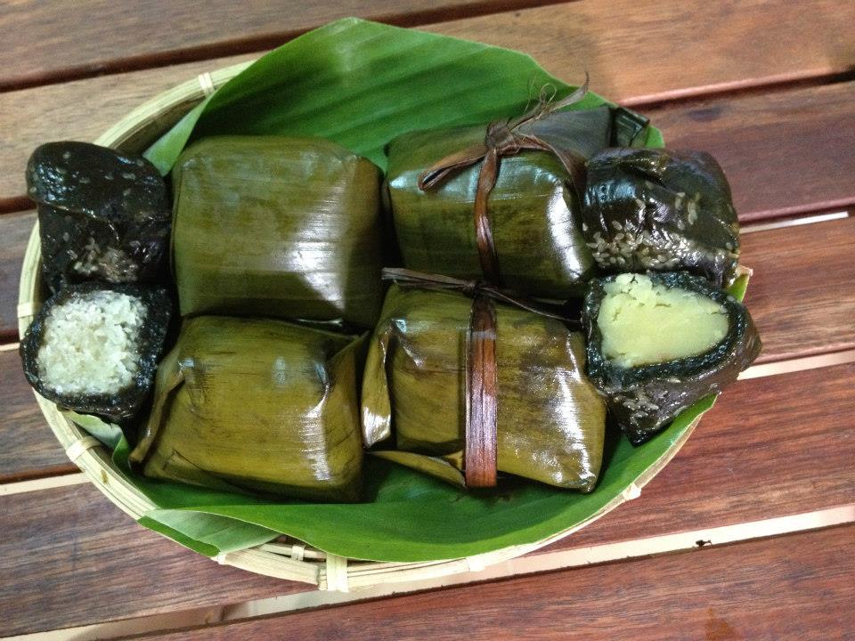 Bánh ít lá gai Bình Định tại Đà Nẵng