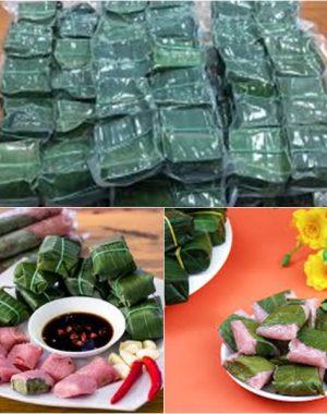 Nem chua Bình Định tại Đà Nẵng